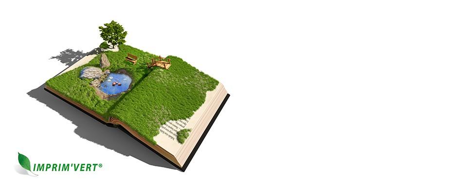 Imprime-ton-livre Labelisé Imprim'vert !